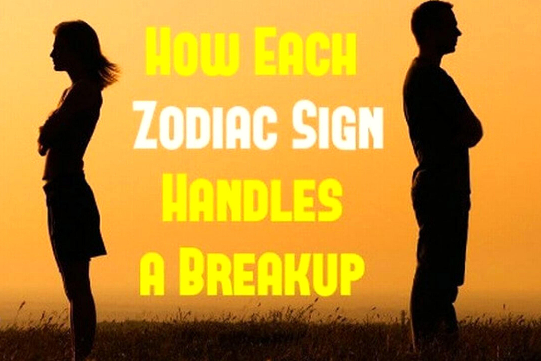 Comment rompre avec chaque signe du zodiaque