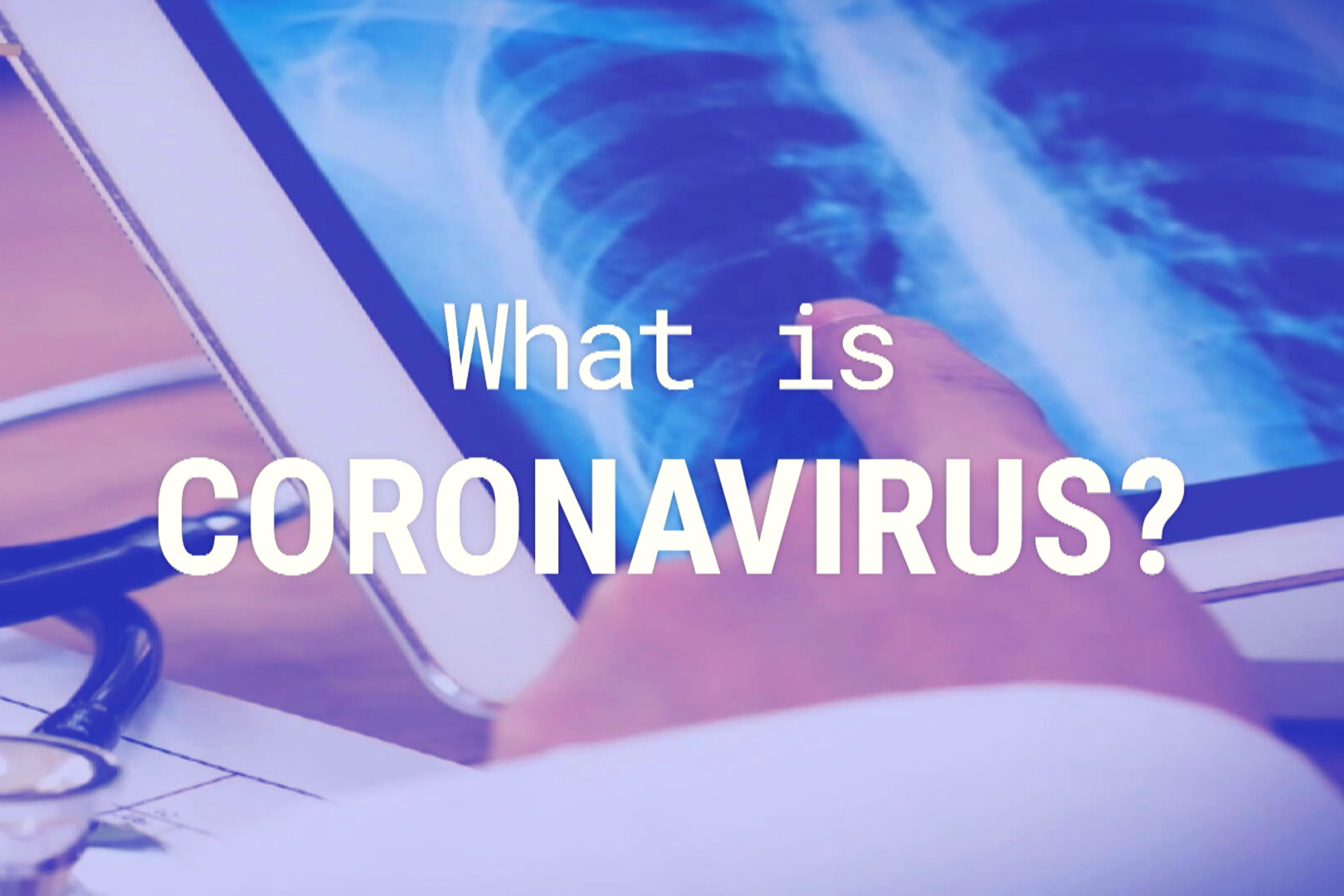 Is Corona virus really that scary?