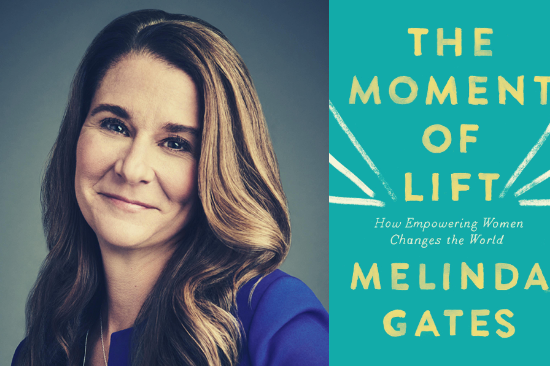 The Moment of Lift - Melinda Gates