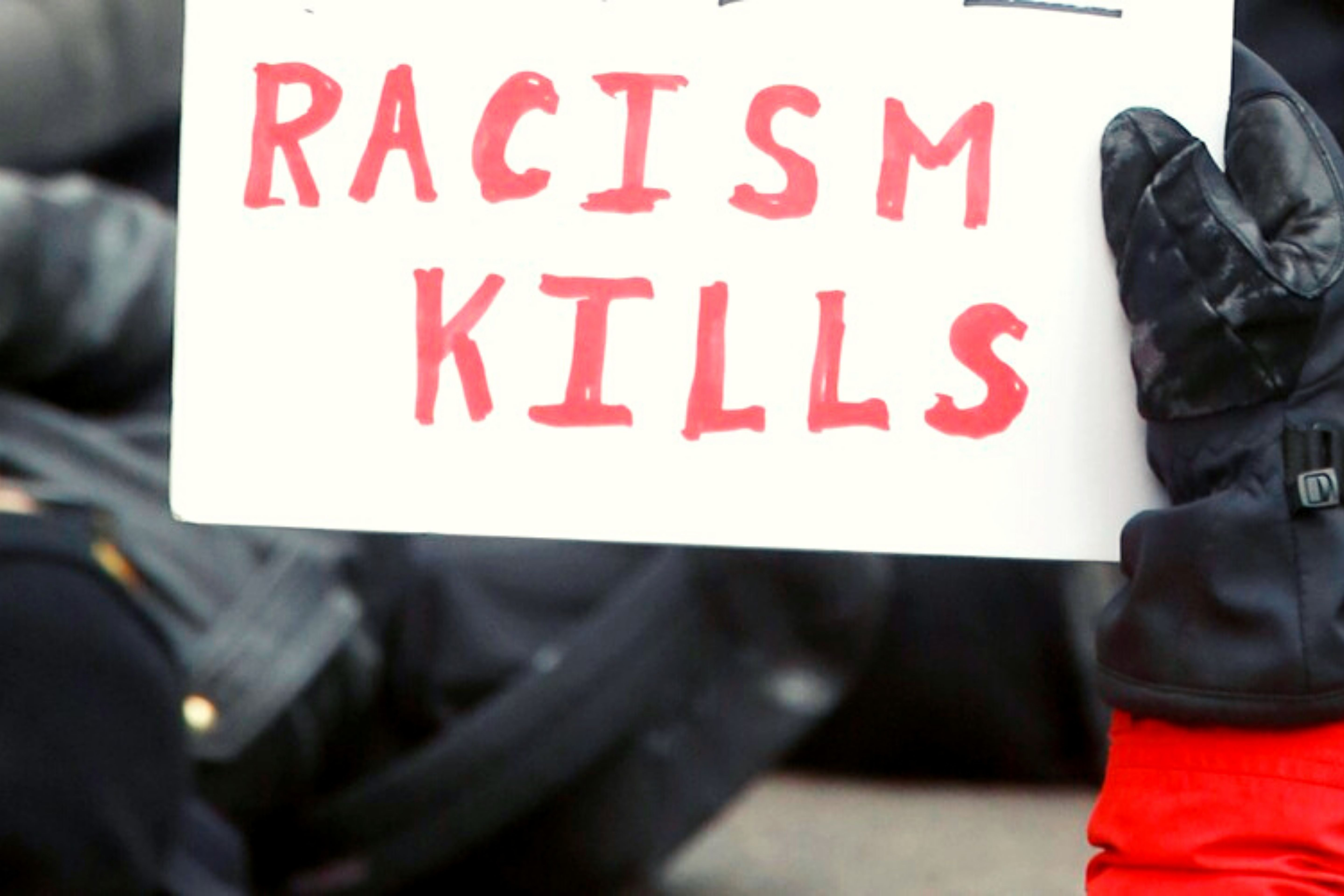 Anti-Racism Vaccine to be tested on Europeans?