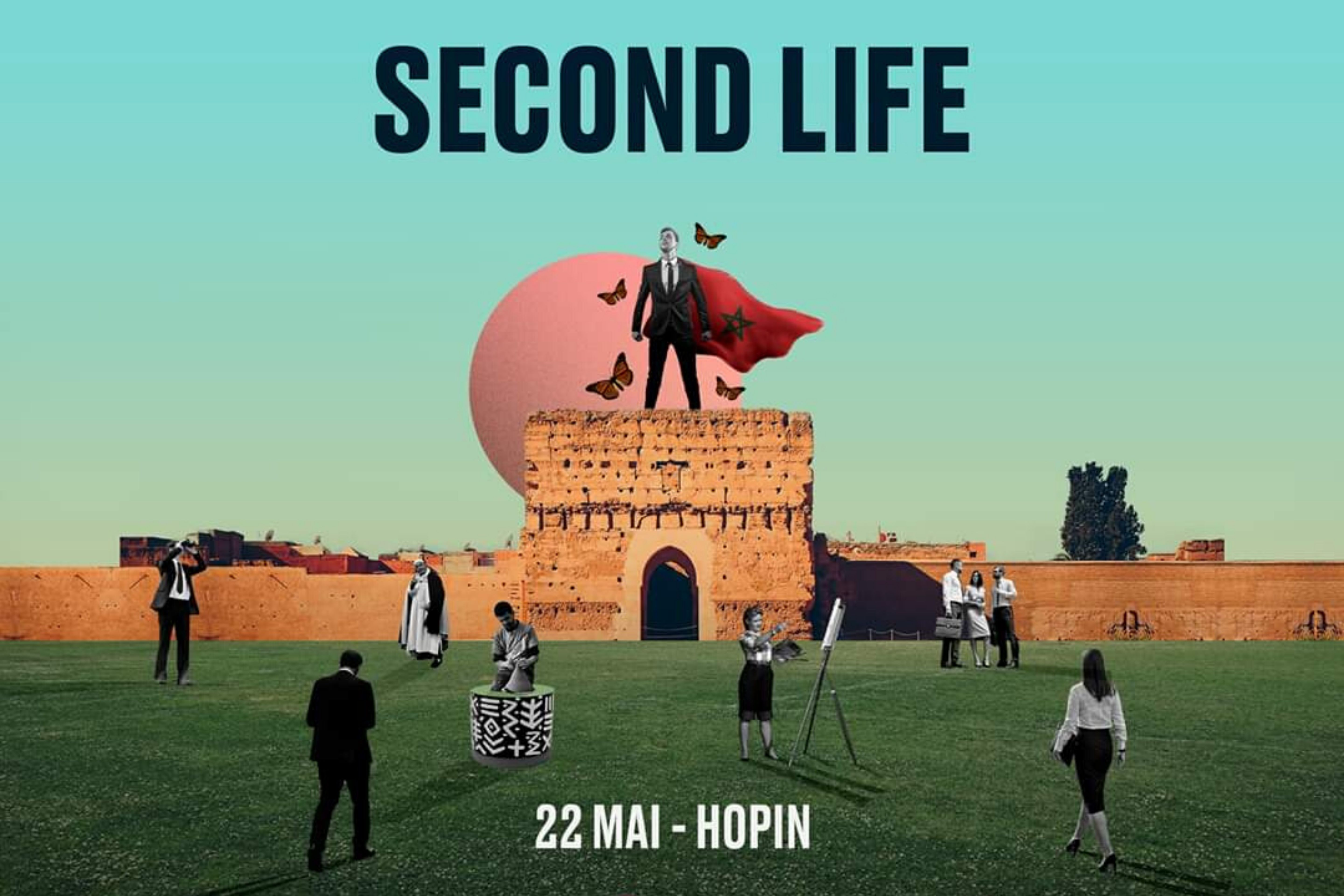 Second Life, an event by EBF