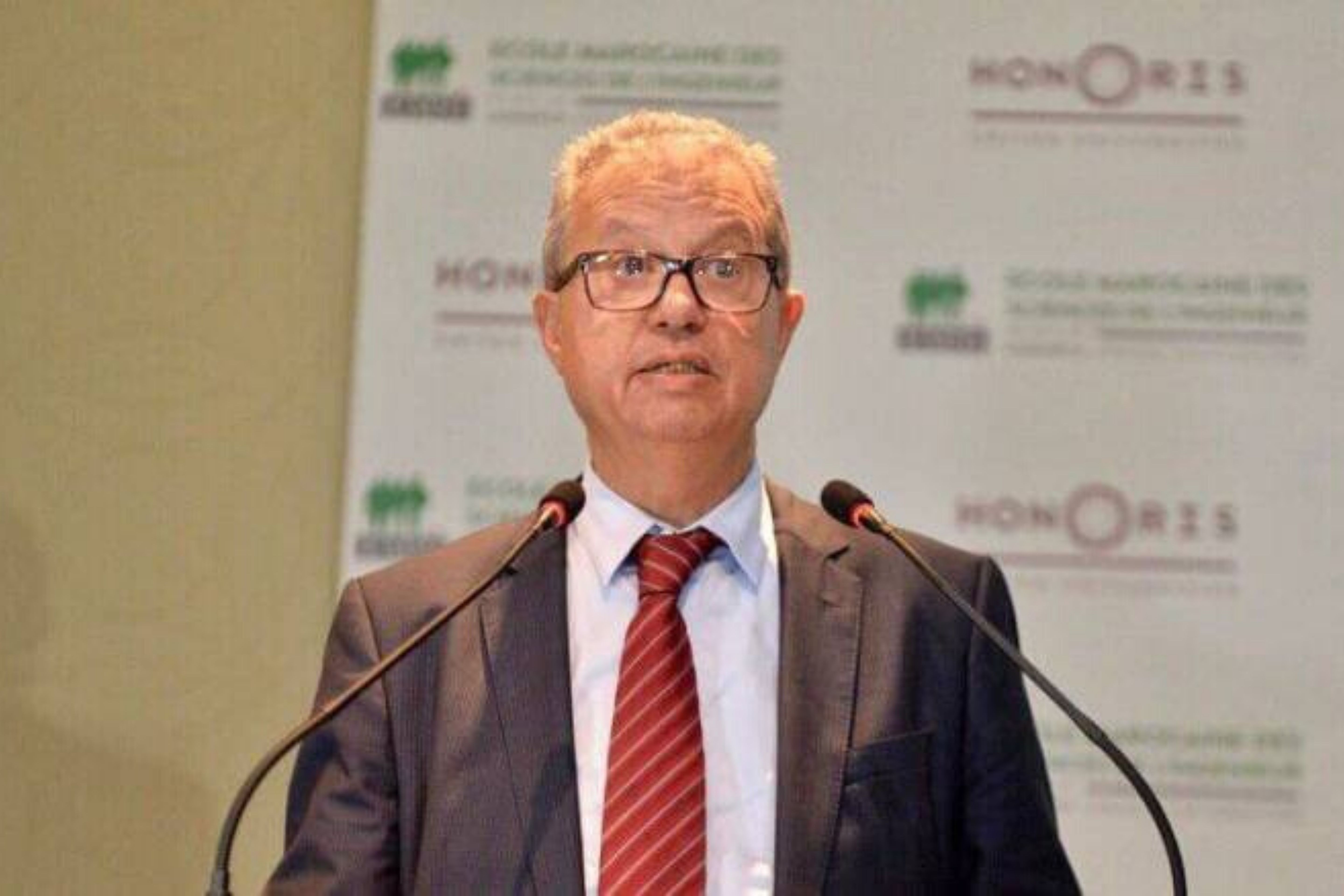 EUROINVEST 2020: Morocco's Most Decorated Professor Is Now Officer Of The Order Of Science And Innovation.