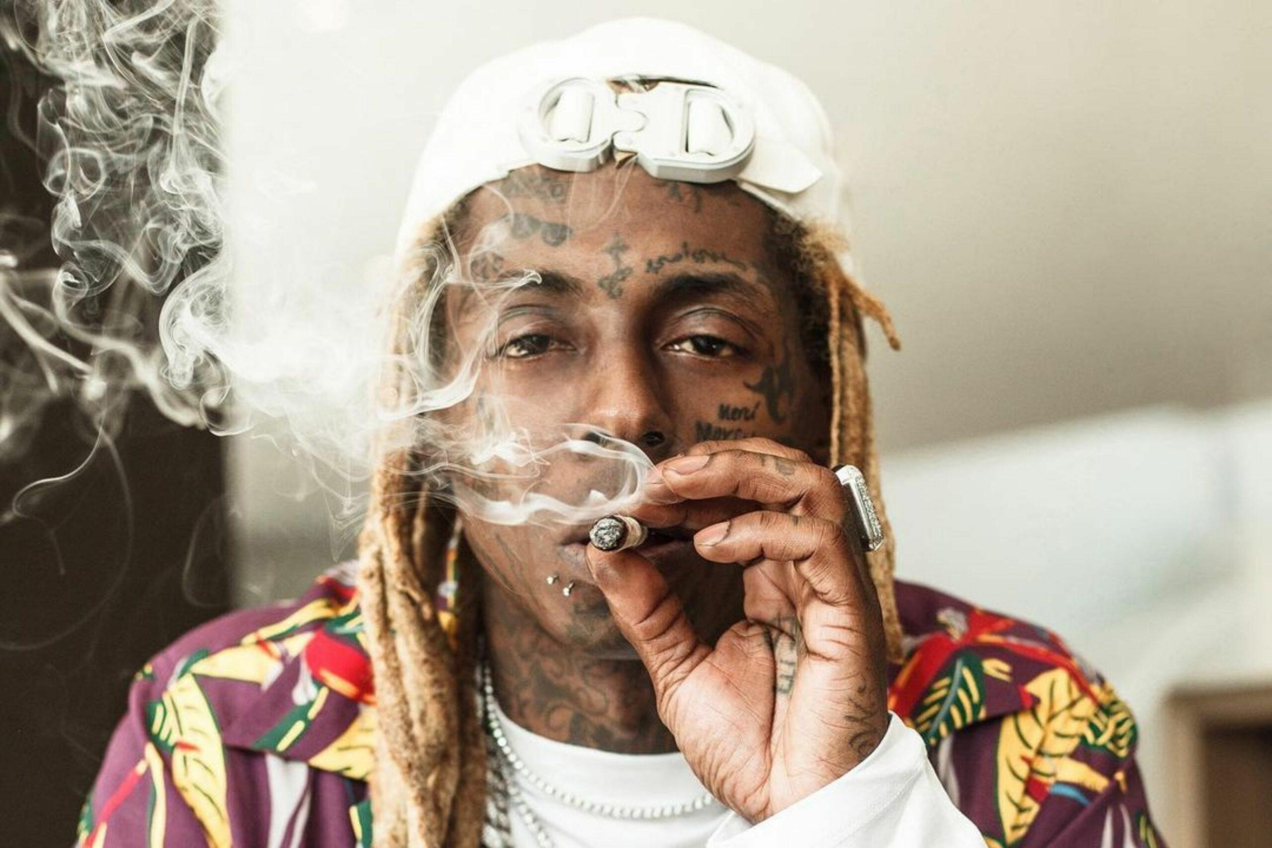 Trump a libéré Lil Wayne quelques jours avant que le rappeur ne soit emprisonné.