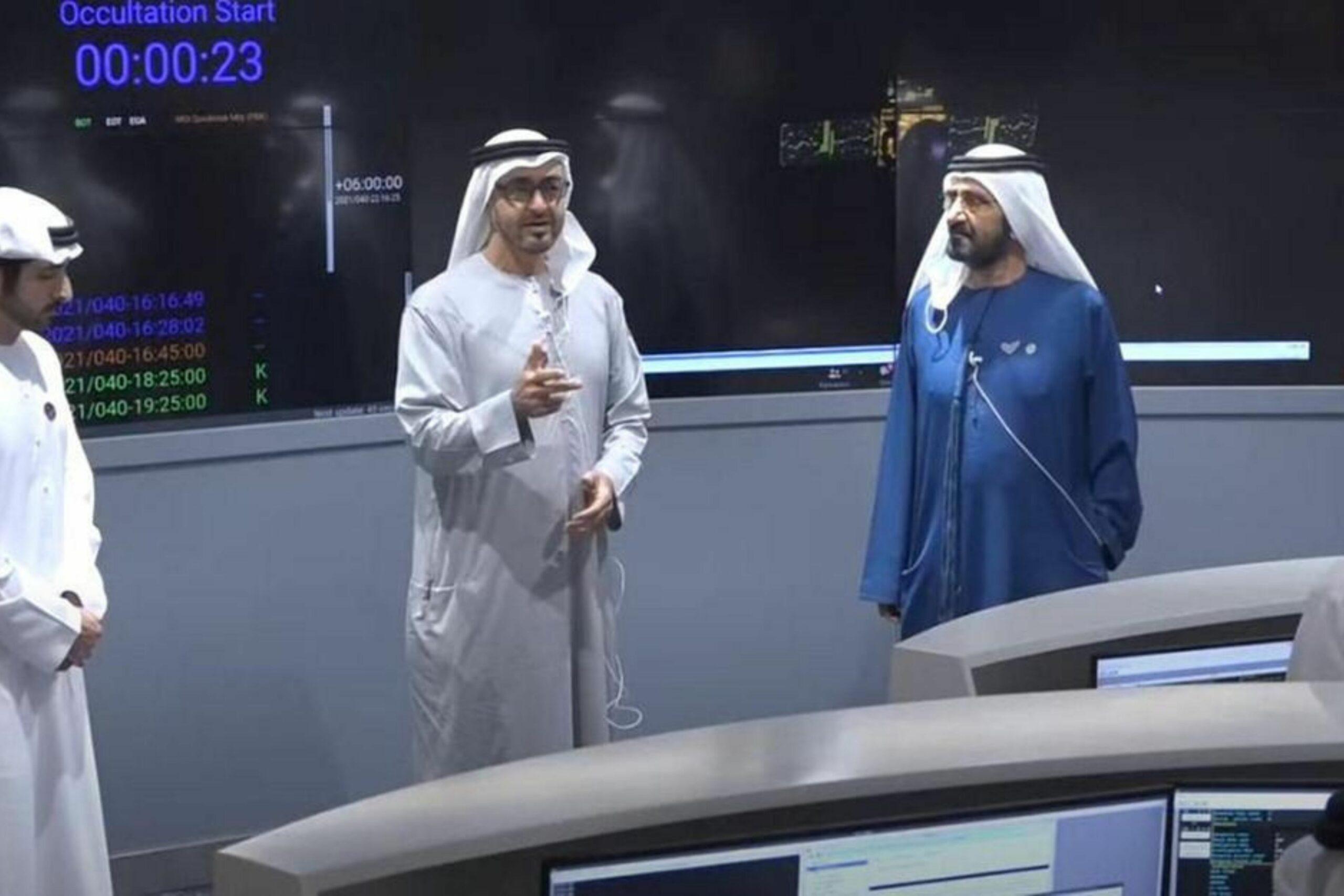 Les Émirats arabes unis célèbrent leur première mission sur Mars avec l'entrée en orbite de Hope