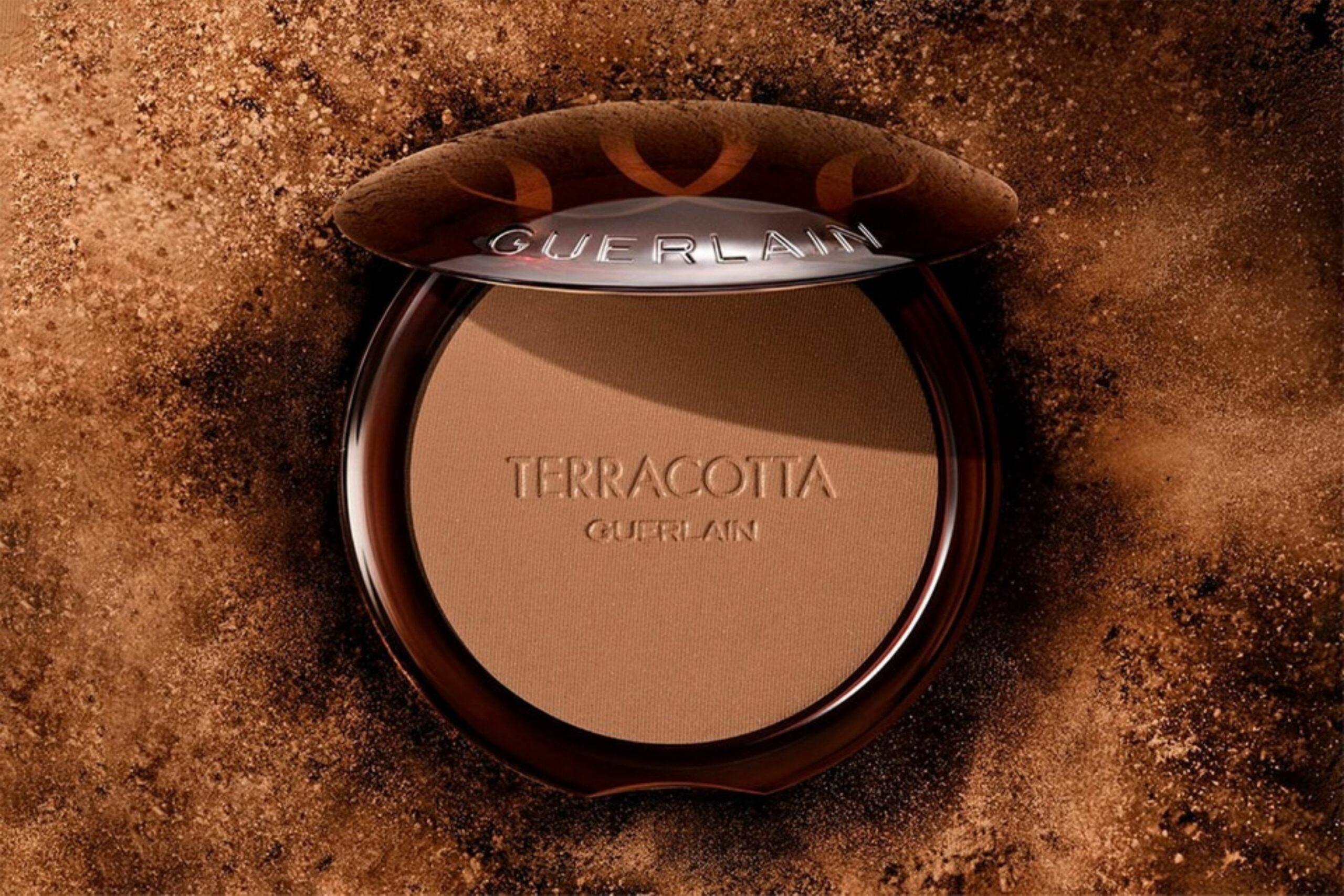 Moroccan argan oil, the star product of Guerlain's new terracotta bronzing powder