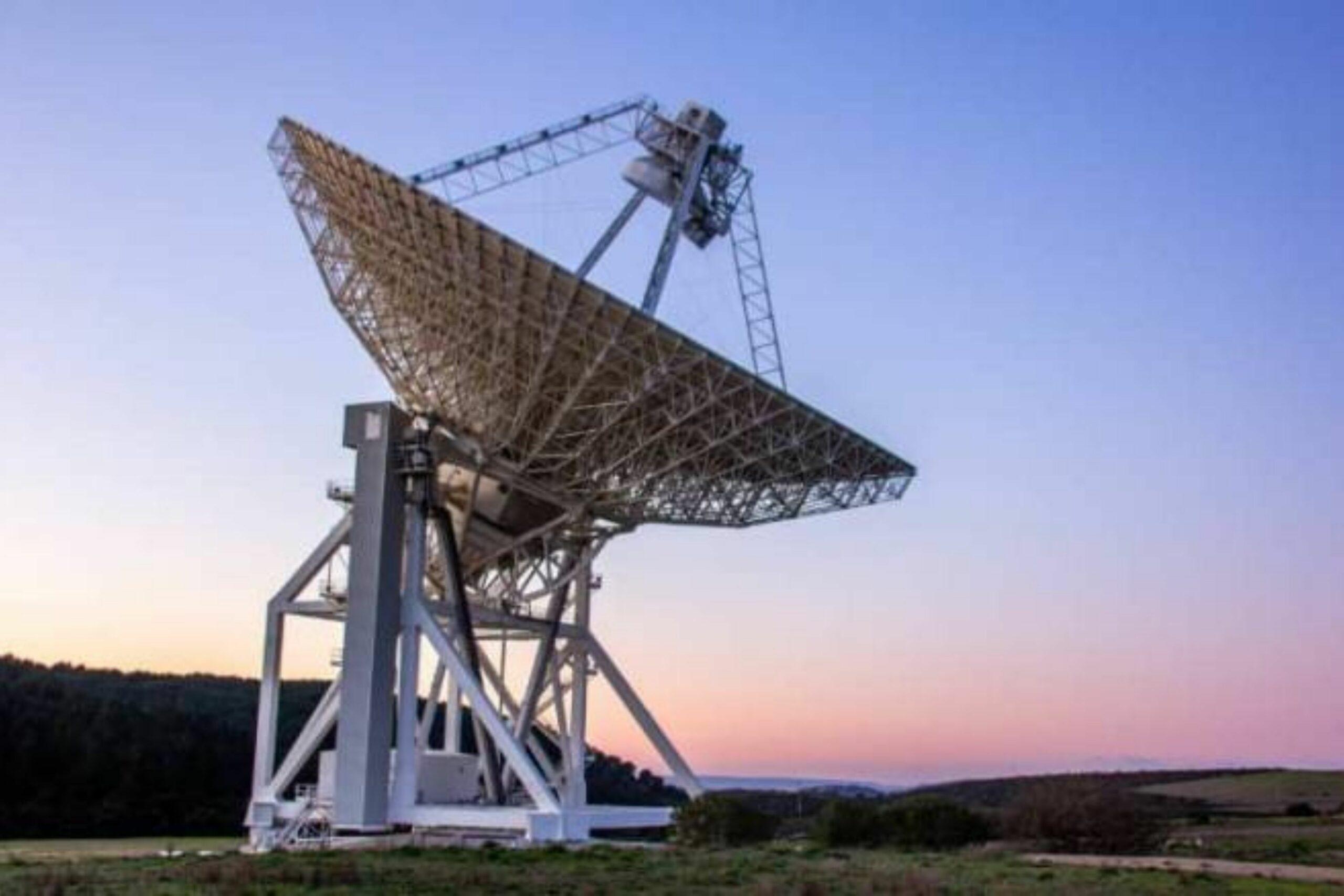 Morocco has its first radio telescope