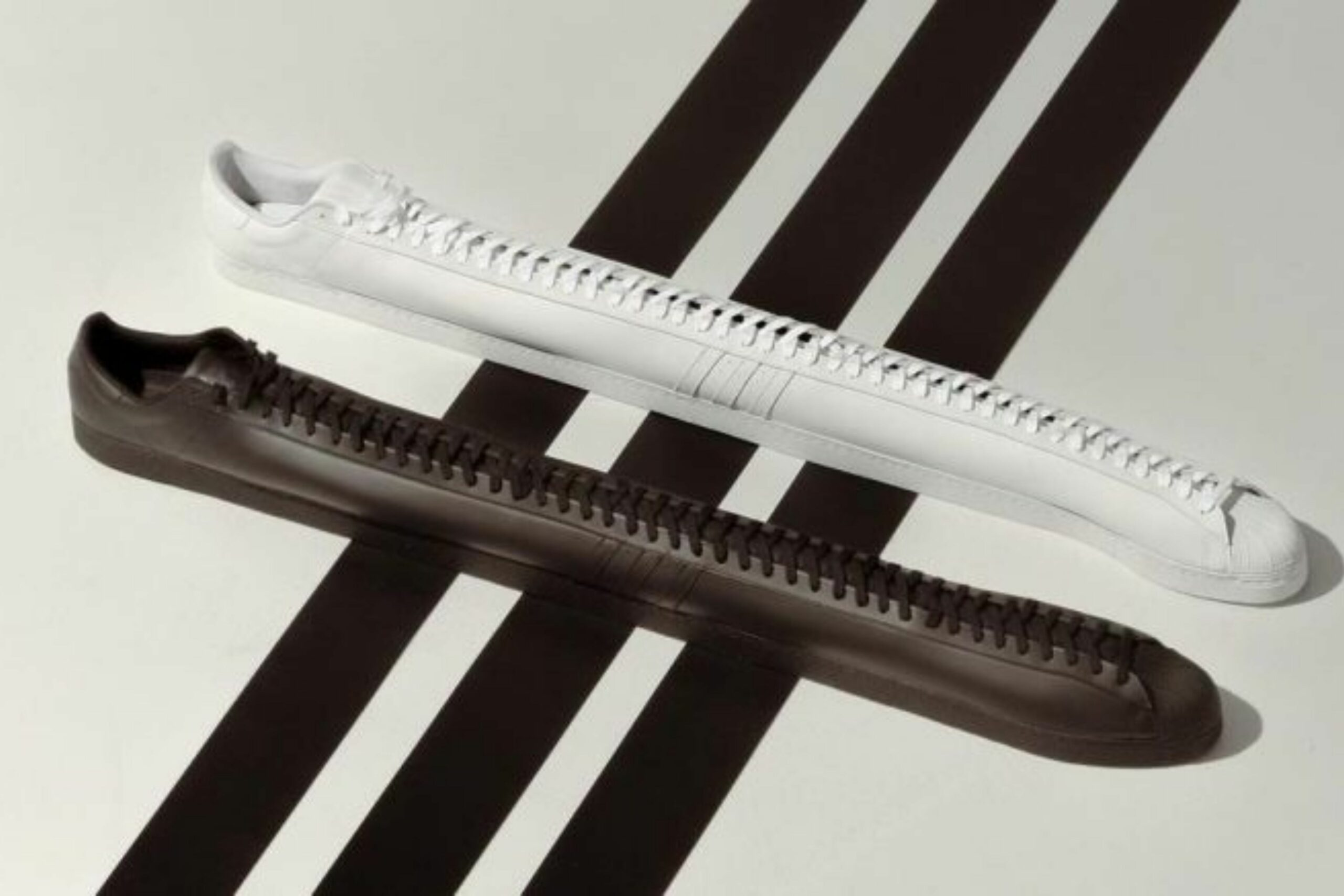 Adidas: the world's longest pair of sneakers!